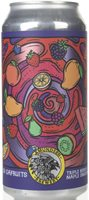 Amundsen Triple Berry & Maple Smoothie - In Cafruits Sour / Lambic Beer