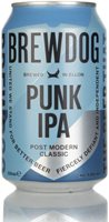 BrewDog Punk IPA Can IPA (India Pale Ale) Bee...
