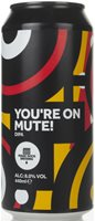 Magic Rock You're On Mute! IPA (India Pale Ale) Beer