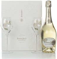 Perrier-Jouet Blanc de Blancs Gift Pack with ...