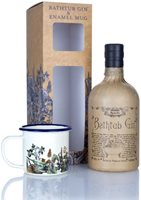 Bathtub Gin Gift Pack with Enamel Mug Gin
