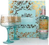 Silent Pool Gin Rose Expression Gift Pack wit...