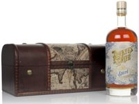 Pirate's Grog 5 Year Old Spiced Gift Chest Sp...