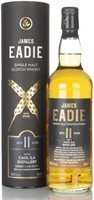Caol Ila 11 Year Old (cask 354542) - James Eadie Single Malt Whisky