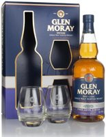 Glen Moray Port Cask Gift Pack with 2x Glasse...