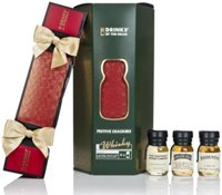 Drinks by the Dram Whisky Crackers (Set of 6) Blended Whisky