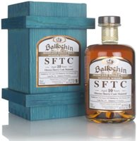 Ballechin 10 Year Old 2009 (cask 183) - Straight From The Cask Single Malt Whisky