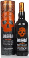Smokehead Rum Rebel Single Malt Whisky