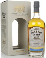 Williamson 14 Year Old 2005 (cask 9018) - The Cooper's Choice (The Vin Blended Malt Whisky