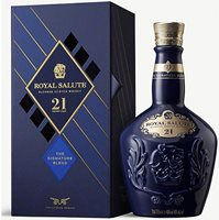 Royal Salute 21-year-old blended Scotch whisk...