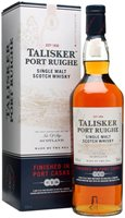 Talisker Port Ruighe / Port Finish Island Sin...