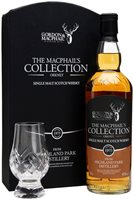 Highland Park 1973 & Glass / Bot. 2009/Macphail's Collection Island Whisky