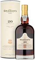 Graham's 20 Year old Tawny Port 200ml