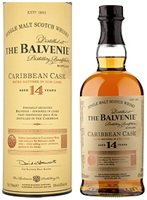 The Balvenie Caribbean Cask Aged 14 Year Old ...