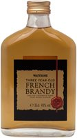 Waitrose 3-Year-Old Brandy, 35cl