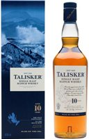 Talisker 10 Year Old Island Single Malt Scotc...