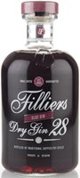 Filliers Dry Gin 28 - Sloe Gin 2013 50cl