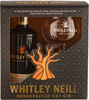 Whitley Neill - Gin Copa Glass Gift Pack