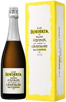 Louis Roederer Brut Nature Philippe Starck (2012)