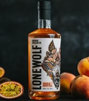 LoneWolf Peach and Passionfruit Gin