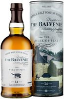 The Balvenie Stories, 14 Year Old Peat Week Single Malt Scotch Whisky