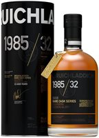 Bruichladdich Rare Cask Series 1985, 32 Year Old Islay Whisky