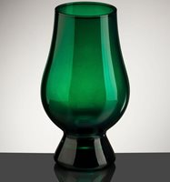 Glencairn Whisky Glass Green