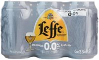 Leffe Blonde 0.0% Alcohol Free Beer