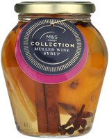 M&S Mulled Wine Syrup