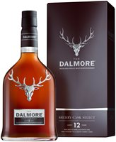 Dalmore 12 Year Old Sherry Cask Select Exclus...