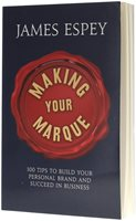 James Espey's Making Your Marque Book