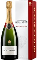 Champagne bollinger - speciale cuvée - in gif...
