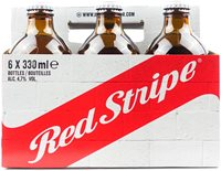 Red Stripe Jamaican Lager 6 x