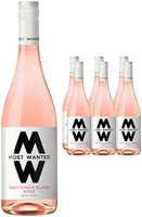 Most Wanted South Africa Sauvignon Blanc Rose Wine 6 x