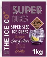 The Ice Co Super Cubes