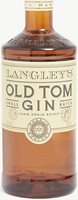 Langley's Old Tom gin 700ml