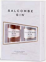 Salcombe Gin miniature gift set 2 x 50ml