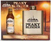 Sadler's Peaky Blinders Irish whiskey gift set 50ml