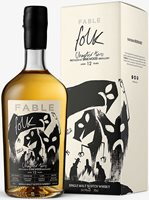 Fable Chapter Two Folk 12-year-old single-malt whisky 700ml