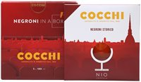 Cocchi Negroni in a Box / 5-pack