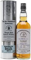 Caol Ila 2011 / 9 Year Old / Signatory Islay Single Malt Scotch Whisky