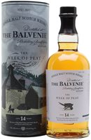 Balvenie The Week of Peat 14 Year Old Speyside Sin...