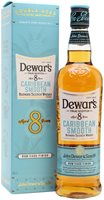Dewar's 8 Year Old Caribbean Smooth Blended Scotch Whisky