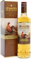 Famous Grouse Bourbon Cask Blended Scotch Whi...