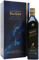 Johnnie Walker Blue Label Ghost & Rare Port E...