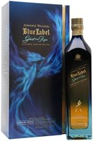 Johnnie Walker Blue Label Ghost and Rare / Gl...