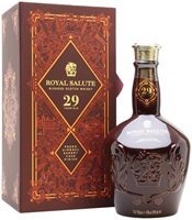 Royal Salute 29 Year Old / PX Sherry Cask Finish Blended Scotch Whisky