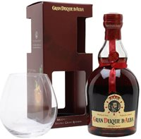 Gran Duque D'Alba Brandy de Jerez / Glass Pack
