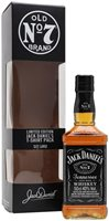 Jack Daniel's Old No.7 / Large T Shirt Gift Pack Tennessee Whiskey