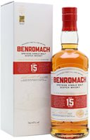 Benromach 15 Years Old Speyside Single Malt S...